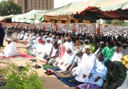 "Aboubacar Sana, imam de la grande mosquée de  Ouagadougou :""Seule la foi du musulman... """