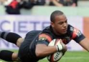 Nuit du Rugby : Gaël Fickou élu révélation la saison 2012-2013