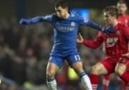 Chelsea: Quand Hazard malmène ses adversaires-vidéo