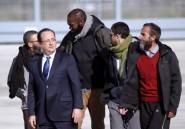 Après le retour des ex-otages du Niger, questions sur une rançon