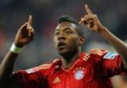 Bayern : Alaba, sportif autrichien de l'année