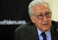 """Lakhdar Brahimi accusé d'être trop """"politiquement correct"""" par un journal gouvernemental syrien"""