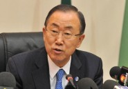 "Ban Ki-moon assure que la communauté internationale est ""solidaire"" du Sahel"