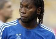 Europa League-Dynamo Kiev : Mbokani voit rouge