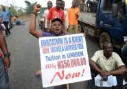 Nigeria: la grogne monte face