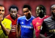 BBC Meilleur joueur africain: Aubameyang, Touré, Mikel, Pitroipa et Moses nommés