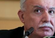 Le ministre palestinien des AE aux MEDays