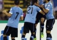 Barrages Mondial 2014: L'Uruguay écrase Hossam Hassan et la Jordanie 5-0 !