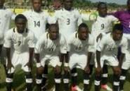 Tournoi UFOA 2013: 26 Black Stars du Ghana en stage