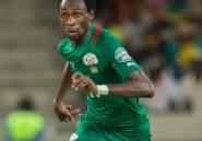 CM 2014/Burkina Faso : Pitroipa a rejoint les Etalons