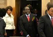 Zimbabwe: Mugabe fait escale