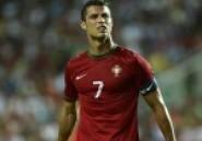 CM 2014/Portugal-Suède: Ronaldo 1,Ibrahimovic 0