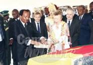 Paul Biya lance les travaux de construction du deuxième pont sur le Wouri