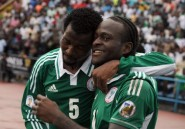 Mondial-2014: le Nigeria au rendez-vous