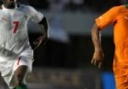 Mondial 2014: Sow ouvre le score, la Côte d'Ivoire en grosse difficulté