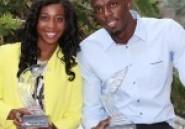 Monaco: Usain Bolt et Fraser-Pryce, athlètes de l'année !