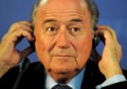 Mondial 2014: Les félicitations de Sepp Blatter au Nigéria