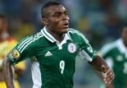 Mondial 2014: Emmanuel Emenike, nouvelle star du Nigéria et ami de Samuel Eto'o !
