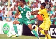 Mondial-2014: Nigeria et Côte d'Ivoire, premiers qualifiés africains