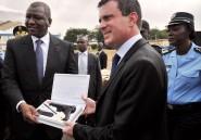 """Côte d'Ivoire: la France offre 500 armes légères pour lutter contre le """"grand banditisme"""""""