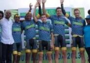 Cyclisme / Tour du Rwanda 2013: Le Sud-africain Thompson remporte la 1ère étape