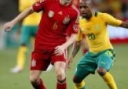 Injustice ?! la FIFA invalide le prestigieux succès de l'Afrique du Sud sur l'Espagne