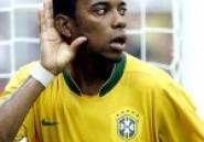 Brésil: Robinho a battu Pelé ! Vidéo -