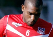 Ligue 1-Ajaccio : Ronald Zubar forfait face