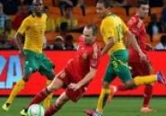 Amical Afrique du sud-Espagne: la Fifa planche sur l'affaire des sept changements