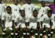 Tournoi UFOA: la Ghana corrige la Sierre Leone en ouverture