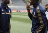 Marseille : Ayew,Imbula et Samba avec la CFA2
