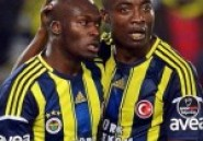 Achille Webo, Moussa Sow: Fenerbahce remercie ses Africains !