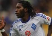 Ukraine: Mbokani marque, le Dynamo Kiev l'emporte 3-0