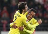 Foot: Aubameyang marque avec Dortmund, Enyeama arrête tout avec Lille