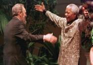 Nelson Mandela et Cuba: une amitié basée sur la lutte anti-apartheid