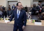Hollande aux avant-poste