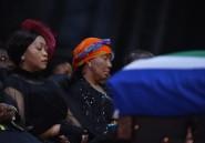 Mandela: ultime adieu au géant bien-aimé avant son inhumation