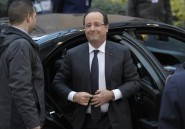 Hollande appelle l'Europe