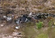 """Le pilote de l'avion tombé en Namibie l'a fait s'écraser """"intentionnellement"""""""