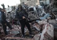 Egypte: 14 morts dans un attentat contre la police