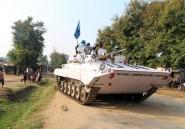 RDC: la mission de l'ONU pilonne des positions de présumés rebelles ougandais