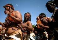 Il faut sauver les Bushmen