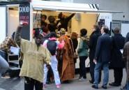 Testez le food truck à la sauce africaine