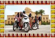 Kesh Angels, les bikeuses en hijab