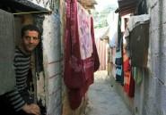 Les bidonvilles d'Alger, oubliés des listes électorales
