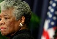 Maya Angelou, icône éternelle de l'Amérique noire