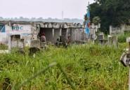 La petite maison dans le cimetière