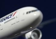 Ebola: Marine Le Pen réclame l'arrêt des vols Air France