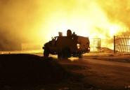 Et pendant ce temps, en Libye, c'est toujours le chaos