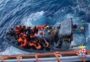 Italie: plus de 200 migrants sauvés en mer au sud de Lampedusa